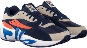 Fila Mindblower heren sneakers @ Omoda
