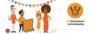 [Konings/Woningsdag] Leg je kleedje gratis op VrijMarktplaats