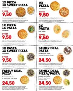 Happy Italy - Take away deals