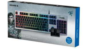 Razer Huntsman Gears of War 5 Edition US Layout, Clicky switches