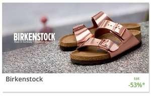 Birkenstock tot -53% korting @ Limango