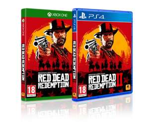 Red Dead Redemption 2 PS4 en Xbox