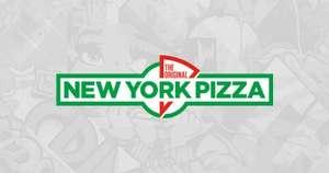 New York Pizza 2e pizza €2,-