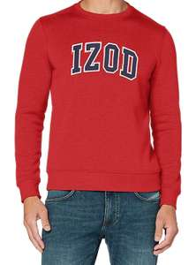 Izod Sweatshirts rood