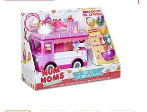 (Lokaal?) Num Noms Glitter Lip Gloss Truck