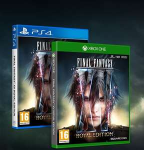 Final Fantasy XV Royal Edition (PS4/XB1) @ Media Makt (winkels)