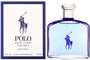 Ralph Lauren Polo Ultra Blue Eau de Toilette 125 ml @ Amazon.nl