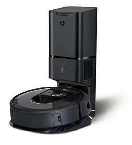 Roomba i7+ met toren