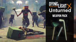Gratis Dying Light - Unturned Weapon Pack DLC (XB1/PS4)