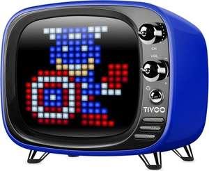Divoom Tivoo Pixel Art Bluetooth speaker (blauw)