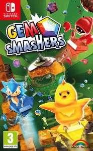 Gem Smashers (Switch) @ Game Shop Twente