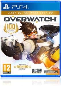 Overwatch (GOTY Edition) (PS4) @Amazon NL