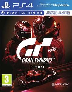 Gran Turismo: Sport - Spec II Edition PS4