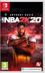 NBA 2K20 (Switch) @ Nintendo Store