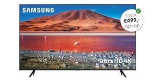 een SAMSUNG TV UHD 50TU7000bij een 3 jarig contract @Essent
