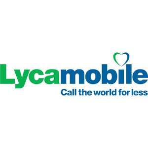 Prepaid - stap over naar lycamobile en ontvang voor 15 euro onbeperkt bellen/sms en 10GB.