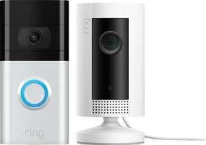 Gratis Ring Indoor Cam bij aanschaf van een Ring deurbel 3 - Coolblue