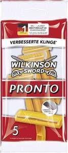Wilkinson Sword Pronto Heren scheermesjes, 5 stuks