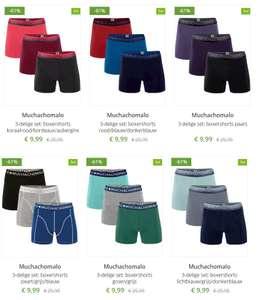 Muchachomalo ondergoed [dames, heren, kids] tot 64% korting @ Limango