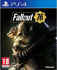 Fallout 76 (PS4, Xbox One & PC)