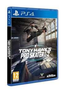 Tony Hawk's Pro Skater 1+2 (PS4/Xbox One)