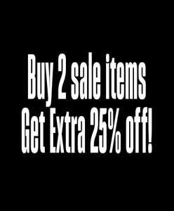 Actie: 25% EXTRA korting [nu al tot -70% - min 2 items] @ Sneakersnstuff