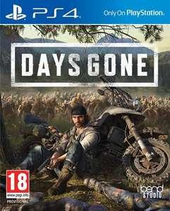 Ps4 exclusive Days Gone nu in de sale voor 19.98