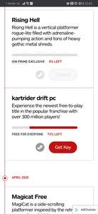 Maandelijks gratis Steam key IGN