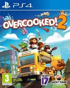 Overcooked 2 (Ps4) @Amazon NL