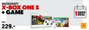 Xbox One S 1TB + Forza Horizon 4 + LEGO Speed Champions DLC @ Media Markt