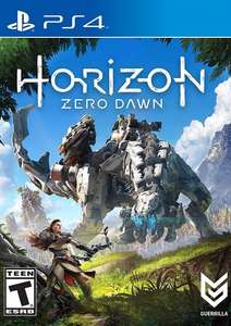 Horizon Zero Dawn PS4 [LET OP: USA/CA KEY]