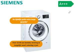 Siemens WM14T790NL 8KG Wasmachine - Met 2+5 jaar extra garantie