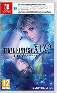 Final Fantasy X / X-2 HD Remaster voor de Nintendo Switch bij Amazon.nl