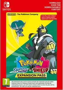 Pokemon Sword / Shield uitbreiding DLC Isle of Armor en The Crown Tundra
