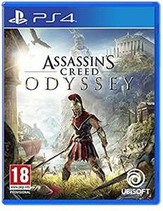 Assassin's Creed Odyssey PS4 @Amazon NL
