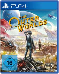 The Outer Worlds ps4 @Amazon NL