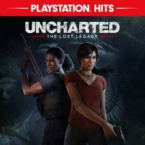 [PS4] Uncharted: The Lost Legacy