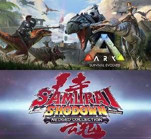 [Epic Games Store/PC] Claim gratis de games Samurai Shodown NeoGeo Collection en ARK: Survival Evolved