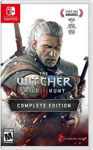 The Witcher 3: Wild Hunt Complete Edition [Switch]