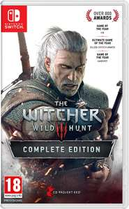 Amazon.nl - The Witcher 3: Wild Hunt (Complete Edition) (Nintendo Switch)