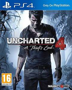 [Warehouse Deal] Uncharted 4: A Thief's End PS4
