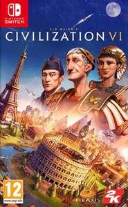 Sid Meier's Civilization VI voor Switch bij Bol.com
