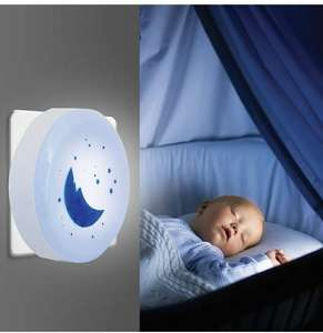 Velamp (maan) energiezuinige led kinderkamer nachtlamp