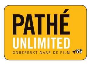 Pathé Unlimited Abonnement | 4 maanden voor €44 twv €84 @ING
