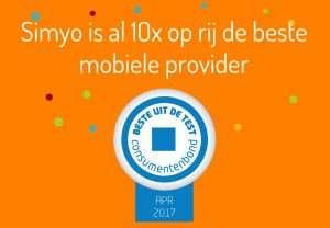 [GRATIS] 1000mb voor Simyo SimOnly klanten @ Simyo