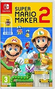 Super Mario Maker 2 (Nintendo Switch Game)