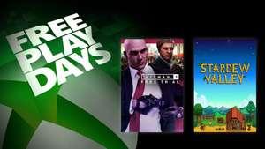 Free Play Days – Hitman 2 en Stardew Valley