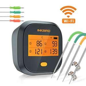 Inkbird IBBQ-4T vleesthermometer met 35% korting