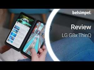 LG G8X Dual Screen: € 499,- na € 100 cashback