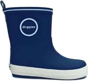 Druppies Kids regenlaarzen (maat 25) voor €1 @ Bol.com Plaza